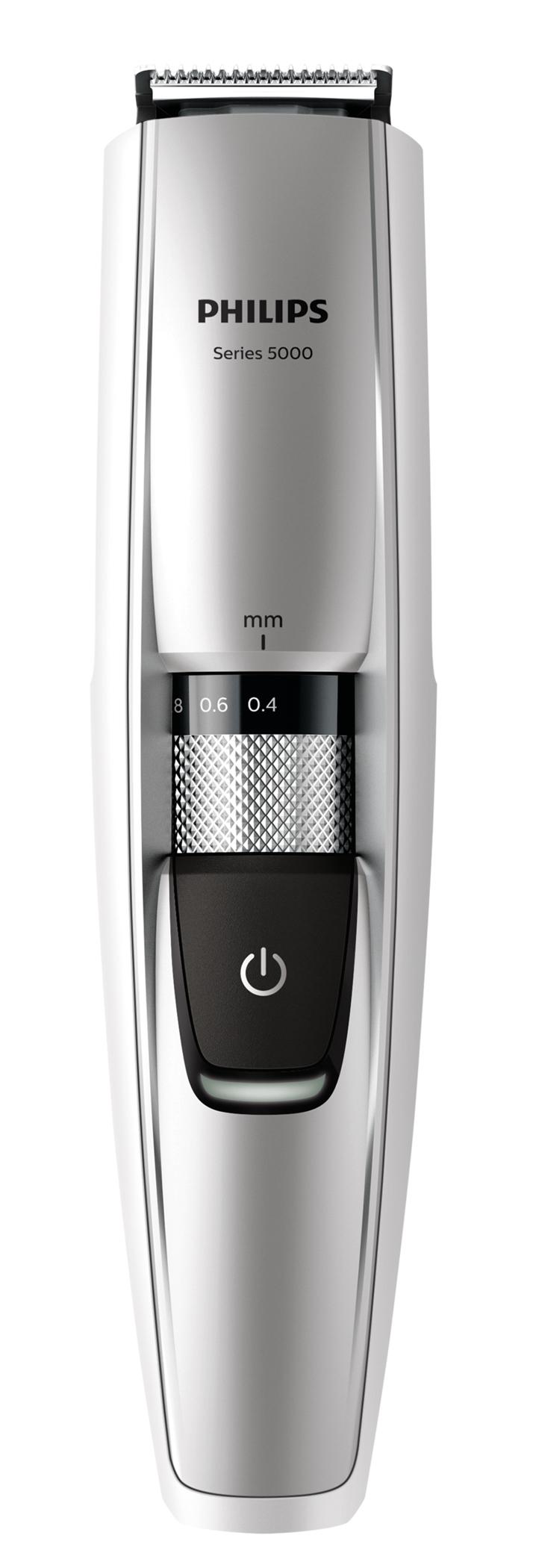 Philips Bartschneider BT5207/15 mit Lift &Trim-System.