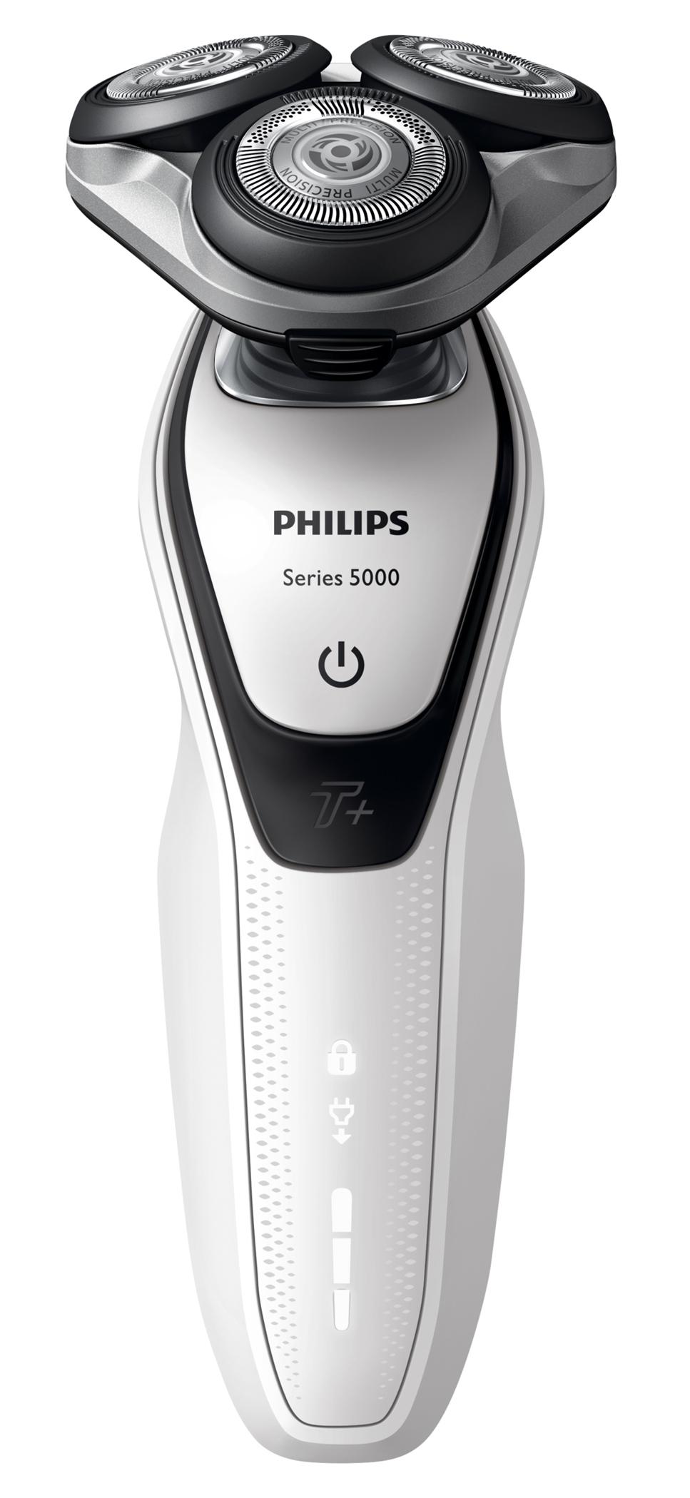 <h1>Philips Rasierer 5000 Series</h1><h3 style='font-size: 20px; margin: 0px 0px 15px 0px;'> -Limitierte Auflage zur Fußball-WM, Turbo+-Funktion</h3>