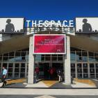 """Der Ort der IFA Global Press Conference: Das Kino """"The space"""" in Rom."""