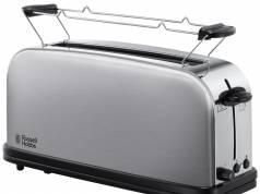Russell Hobbs Langschlitz-Toaster Adventure mit extra breitem Toastschlitz.