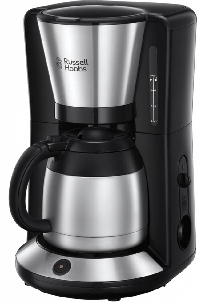 Russell Hobbs Thermo-Kaffeemaschine Adventure mit Thermokanne.