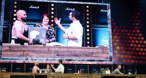 Hensslers Weltrekord-Koch-Show. Foto:PhilippRathmerPhotography