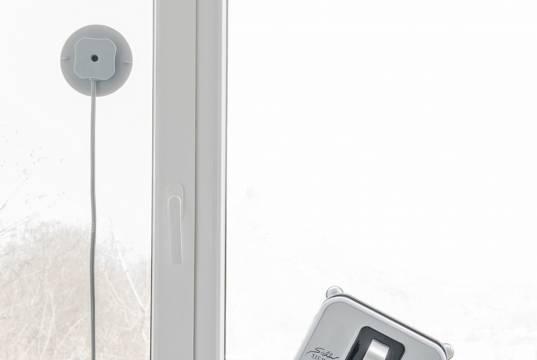 Sichler Fensterputz-Roboter PR-050 mit Vibrationreinigung.