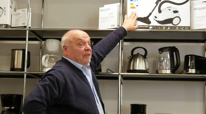 """""""Klare, schlichte Kartonagen sind ein sichtbares Kernelement der Marke Gutfels"""", so Christian Mecklenburg."""