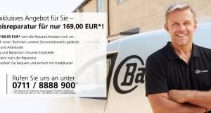 Im Bedarfsfall: Das All-Inclusive-Paket von Bauknecht.