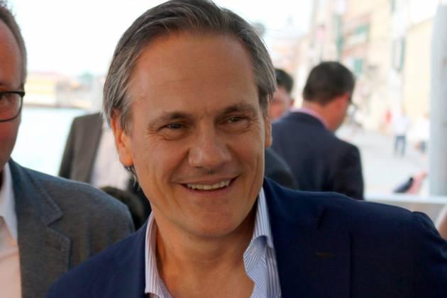 """Fabio de'Longhi: """"Wir haben ehrgeizige Pläne, De'Longhi als Kaffee-Marke weiter stark auszubauen."""""""