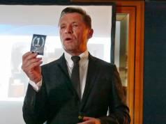 """Laut """"Euromonitor International"""" ist Haier weltweit die Nummer 1 bei Hausgeräten. Geschäftsführer Thomas Wittling hat jetzt auch für die DACH-Region große Pläne."""