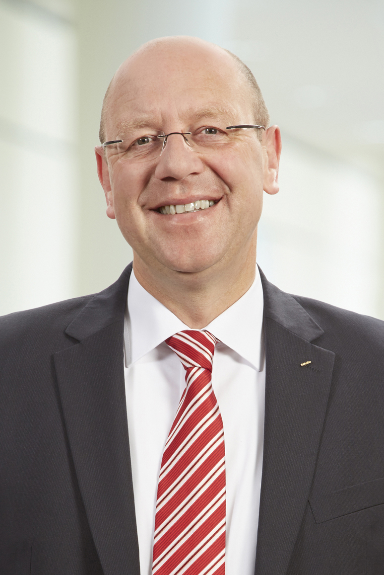 """""""In den letzten zweieinhalb Jahren hat sich die neue Aufstellung unserer Backoffice-Bereiche ohne Abstriche bewährt"""", Frank Jüttner, Leiter der Miele Vertriebsgesellschaft Deutschland."""