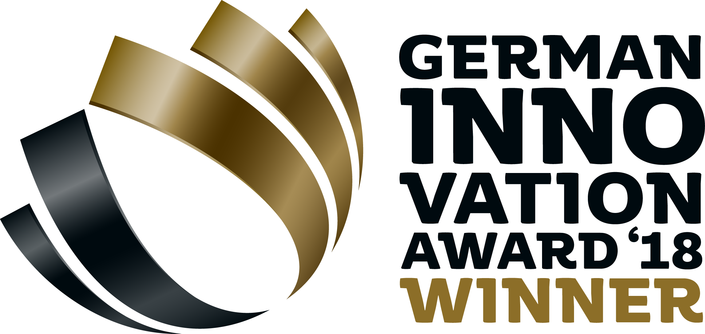 Logo German Innovations Award 2018 Winner