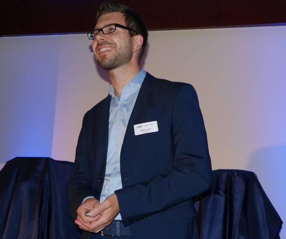 """Markus Schwichtenberg (geb. Heinig), Brand Manager für die Marke De'Longhi in Deutschland: """"Unser Anspruch ist es, die ideale Maschine für jeden Kaffee-Typ anzubieten."""""""