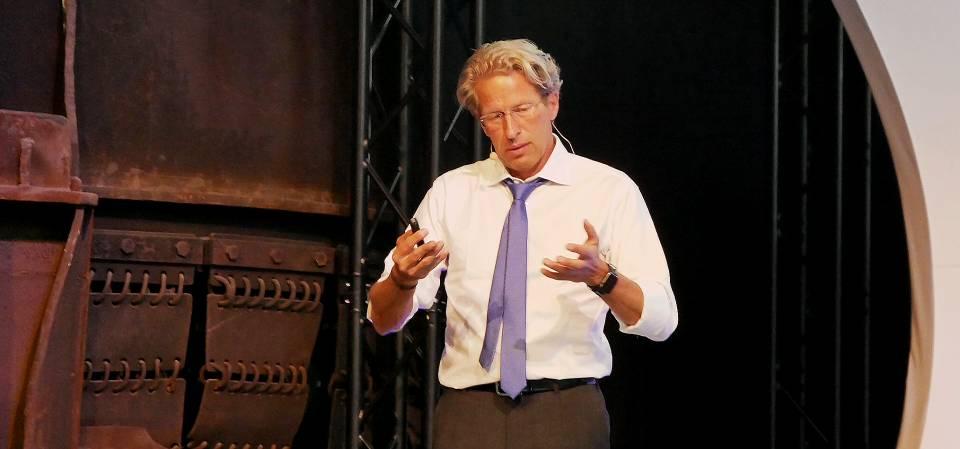 Oliver Leisse, Geschäftsführer, See More Future Research & development aus Hamburg