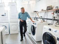 Qualität bestätigt: QuickDrive Waschmaschine.