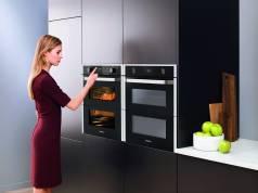 Mit Dual Cook Flex können mehrere Gerichte zur selben Zeit ohne Geruchs- und Geschmacksübertragung zubereitet oder nur ein Teilgarraum genutzt werden.