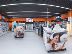 Auch ohne Kassen muss bei Saturn in Österreich bezahlt werden.