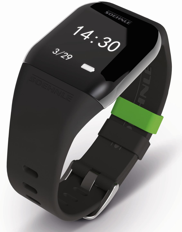 <h1>Soehnle Fitness-Tracker Fit Connect 300 HR</h1><h3 style='font-size: 20px; margin: 0px 0px 15px 0px;'> -Speichert bis zu 10 Trainingseinheiten, Connect-App</h3>