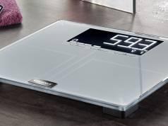 Soehnle Körperanalyse-Waage Shape Sense Connect 200 mit Athletenmodus.