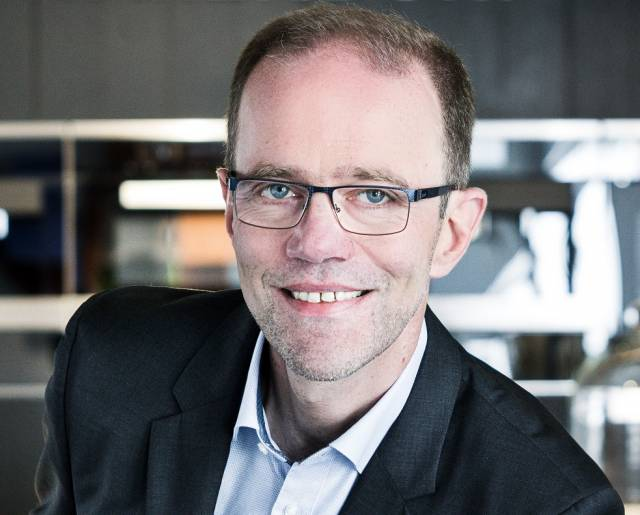 """Stefan Hofemeier leitet """"Warendorf – Die Küche"""" seit dem 1. Juni 2018 alleine."""