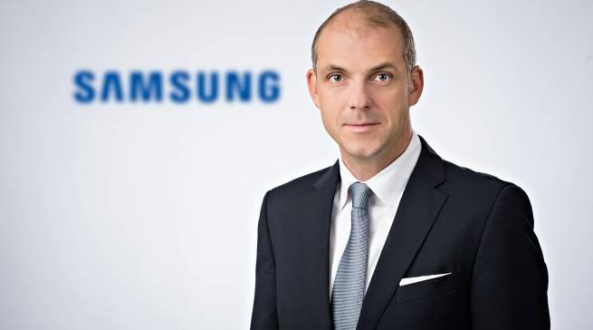 """""""Vernetzte Küchen sind nicht länger nur ein Zukunftskonzept"""", Alexander Zeeh, Director Home Appliances bei Samsung."""