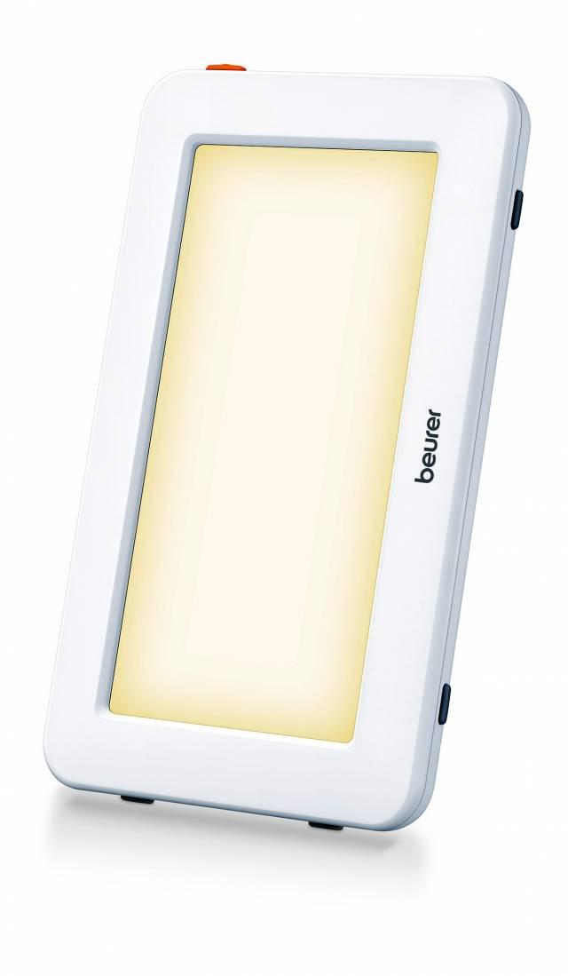 Beurer Tageslichtlampe TL 20 mit energiesparender LED-Technologie.