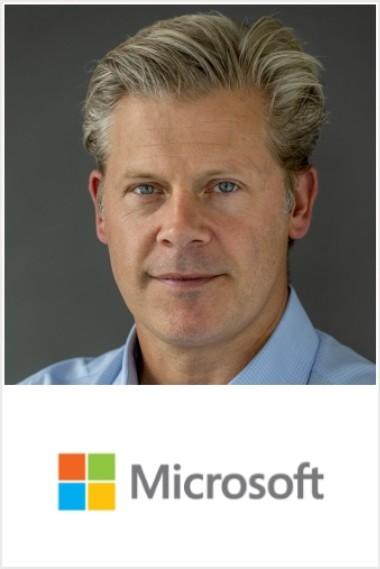 Keynotes Speaker Microsoft Nick Parker