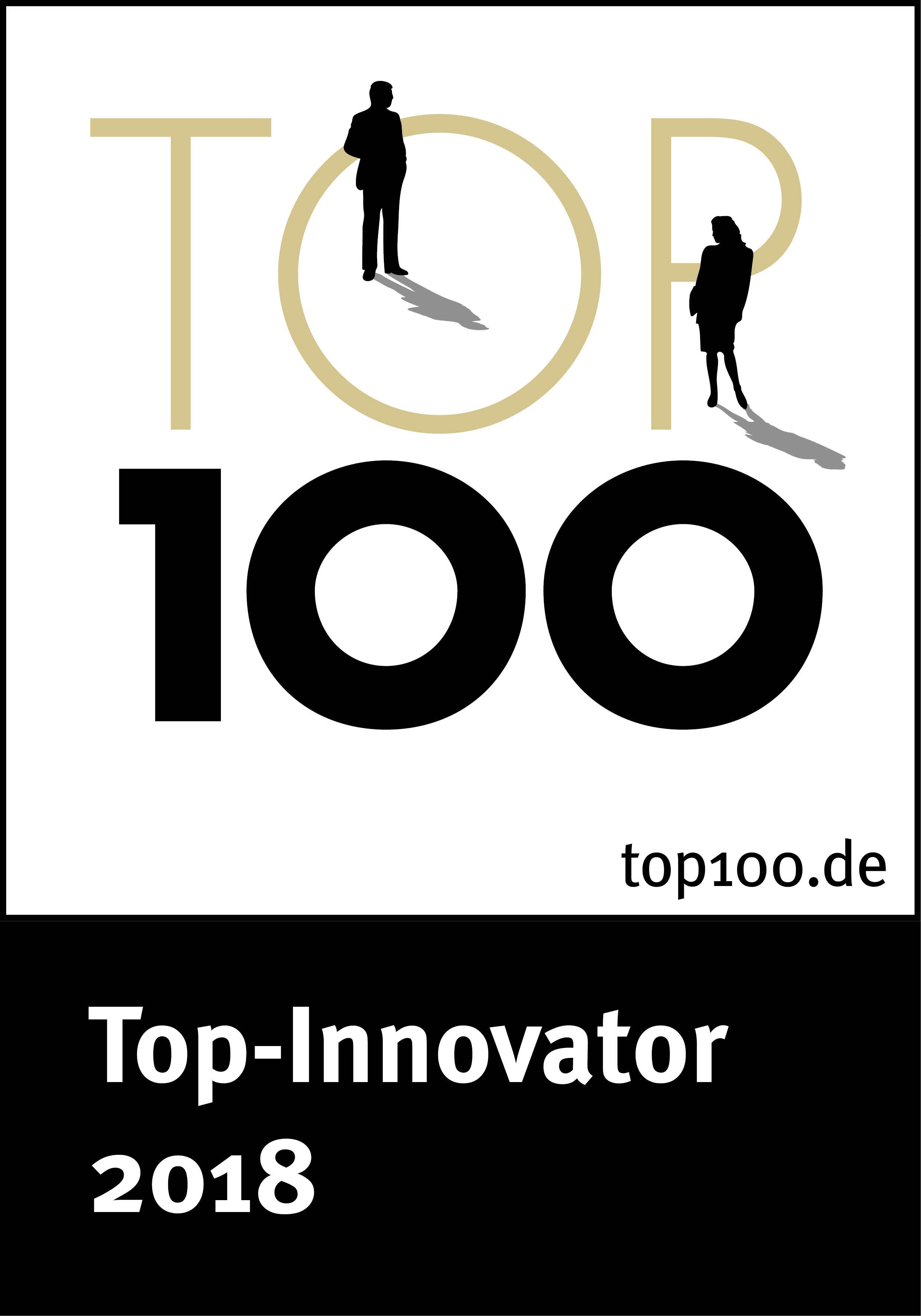 Logo Top 100 Bora