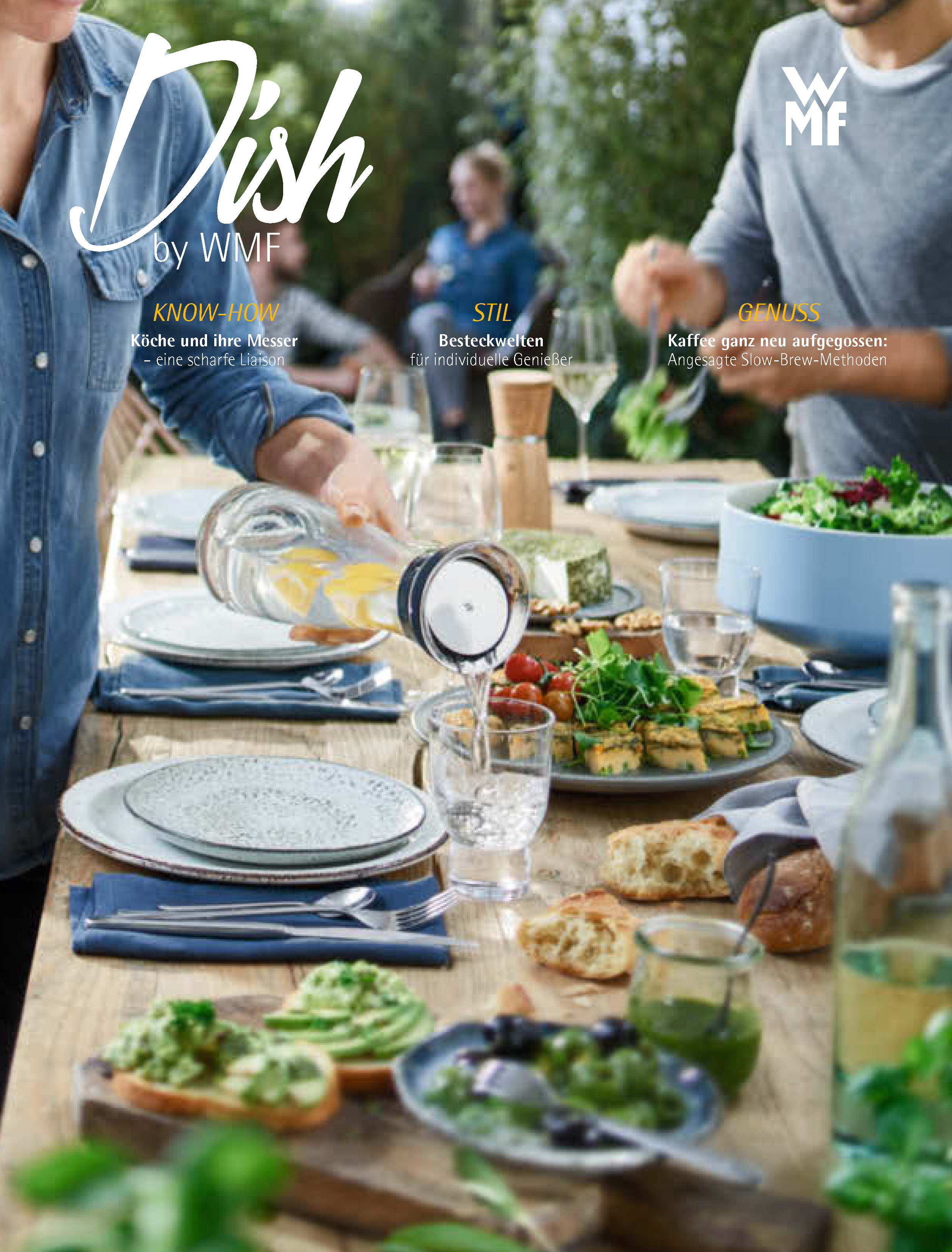 Cover Magazin Dish