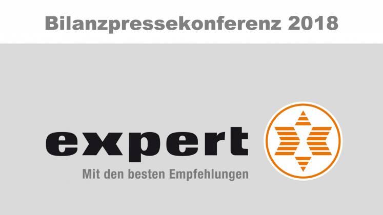 Praesentation expert Bilanzpressekonferenz 2018