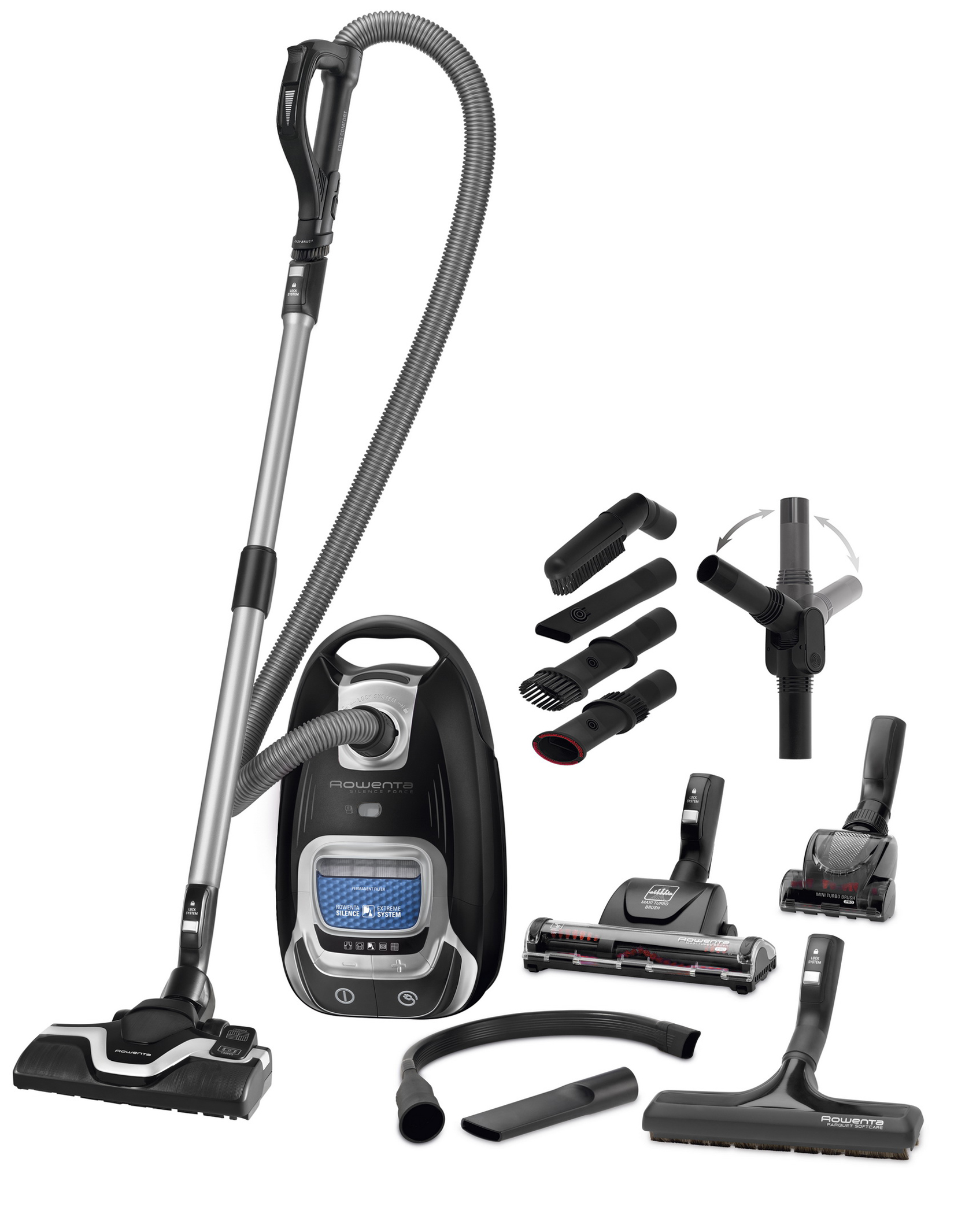 <h1>Rowenta Staubsauger Silence Force Full Care Pro 4A++</h1><h3 style='font-size: 20px; margin: 0px 0px 15px 0px;'> -Energie-Effizienzklasse: A++, Sauger mit Beutel</h3>