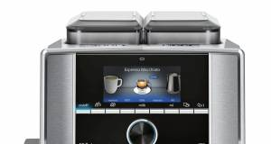 Siemens Kaffeevollautomat EQ.9 plus connect S700 mit Feinaromaeinstellung baristaMode.