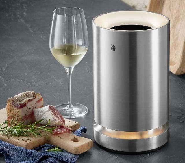 WMF Ambient Sekt- und Weinkühler mit Kühl-Akku.