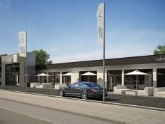 Design- und Kompetenzzentrum: area30 und der cube30 in Löhne.