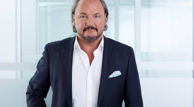 """Christoph Vilanek, CEO der freenet AG, verspricht sich von dem Einstieg bei Ceconomy """"perspektivisch wichtige Impulse"""" für sein Unternehmen."""