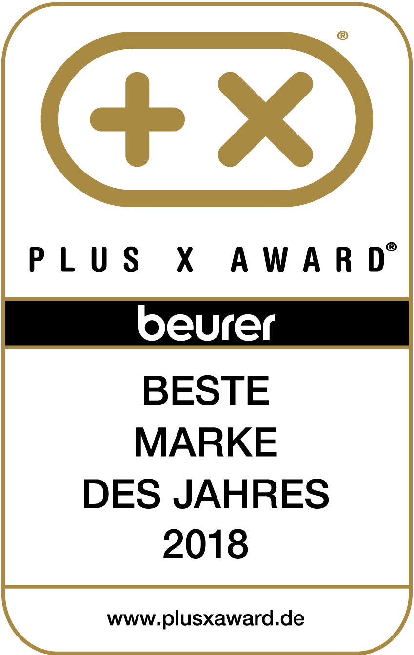 Plus-X-Award Beste Marke 2018