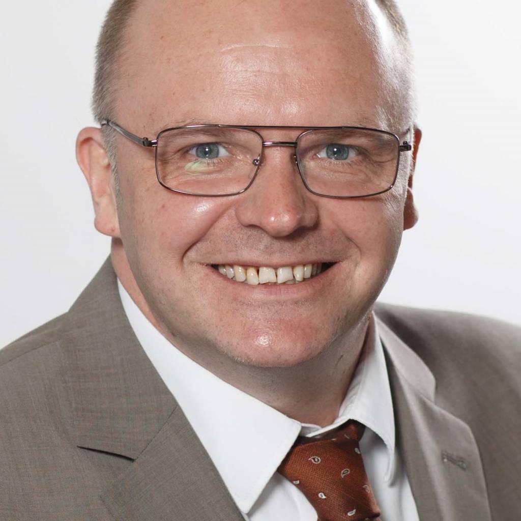 Sein Herz schlägt für Elektro: Verkaufsleiter Thorsten Arnhold.