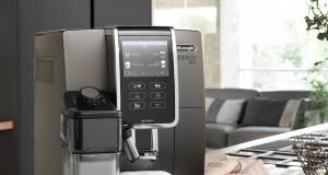 De'Longhi Kaffeevollautomat Dinamica plus mit Kaffeekannenfunktion.