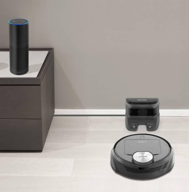 Bestens vernetzt: Alexa, starte die Reinigung mit Deebot!