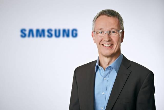 Übernimmt bei Samsung die Forschungsleitung in Stuttgart: Dr. Wyneken Fimmen.
