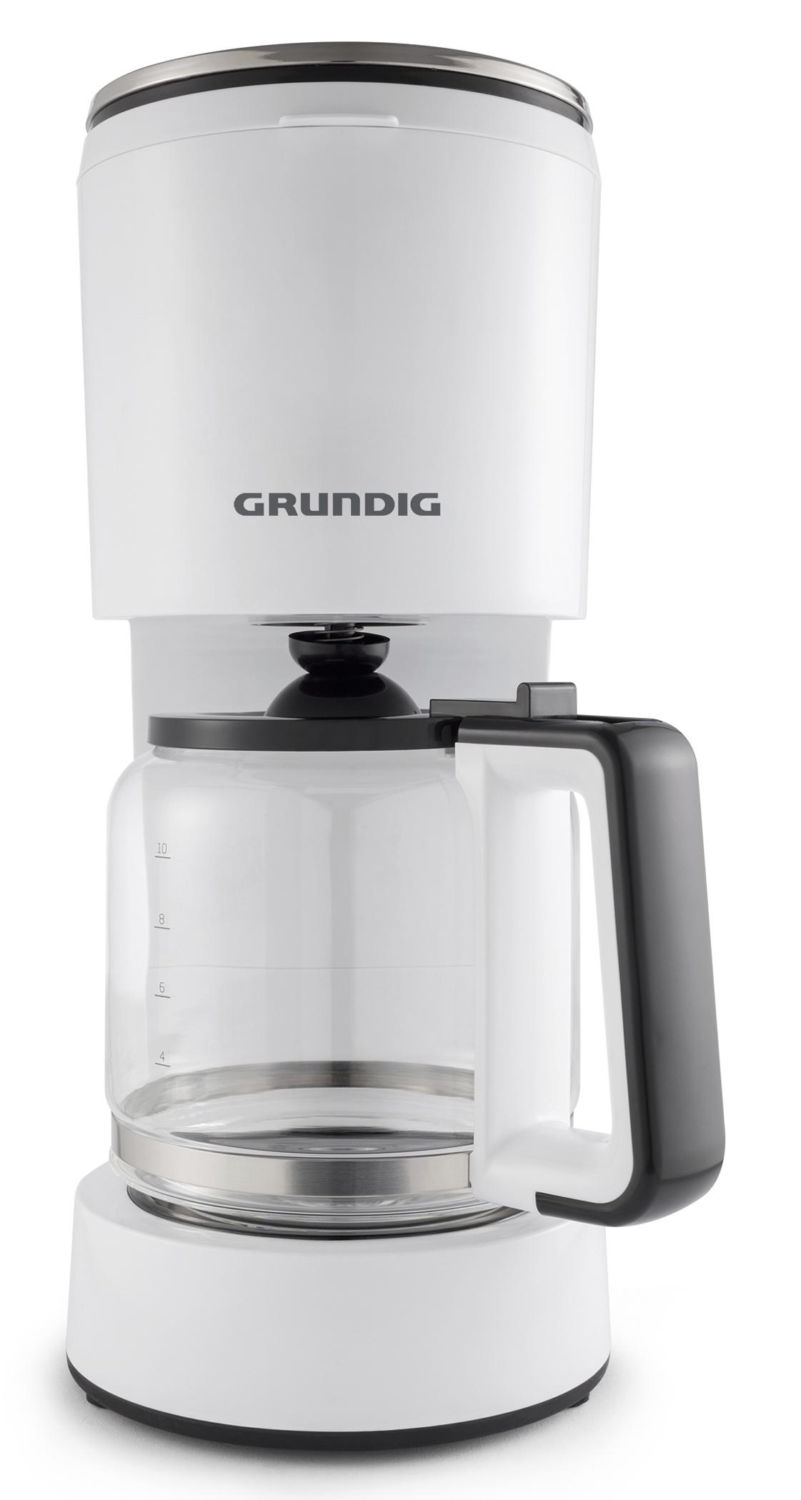 <h1>Grundig Kaffeemaschine KM 5860</h1><h3 style='font-size: 20px; margin: 0px 0px 15px 0px;'> -Filterkaffeemaschine, Aroma control</h3>