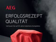 AEG Induktionsleaflet