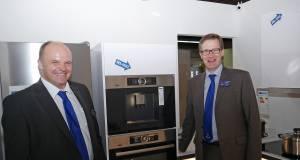 Thorsten Arnhold und Christoph Ilaender freuen sich auf die IFA.