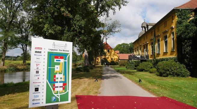 Gut Böckel – eine Premium Location voller Flair und Ambiente.