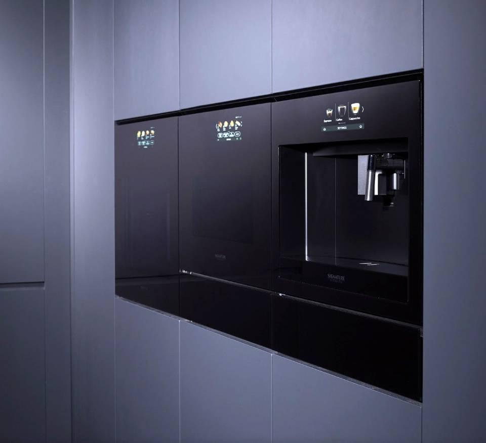 Bringt Eleganz in der Küche: Signature Kitchen Suite von LG.