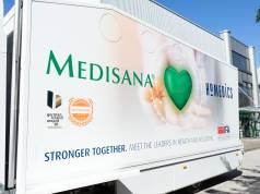 Medisana-Truck