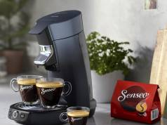 Philips Kaffeemaschine Senseo Viva Café Duo Select mit Duo Select.