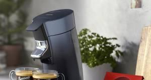 Philips Kaffeemaschine Senseo Viva Café Duo Select mit Duo Select.