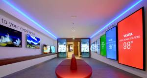 Vestel Showroom
