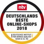 ntv Logo Beste Online-Shops 2018