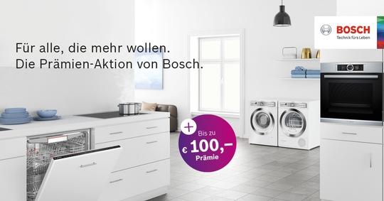 Bei Bosch gibt's reichlich Cashback.
