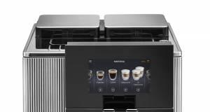 De´Longhi Kaffeevollautomat Maestosa mit zwei Mahlwerken.