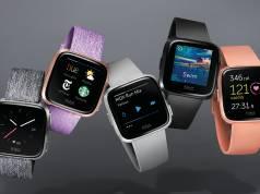 Im Juni 2018 stand die Versa von Fitbit wertmäßig für knapp 50% aller verkauften Smartwatches.
